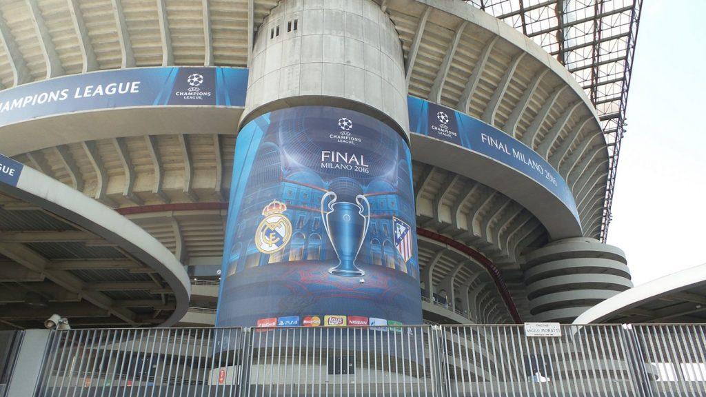 Сан Сиро - Финал Лиги Чемпионов 2016